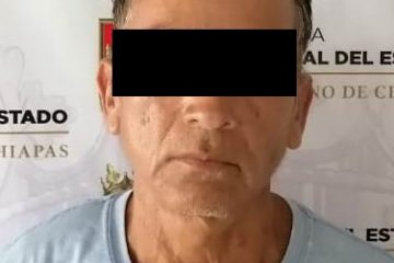 Detiene FGE a una persona por delito de abuso sexual en Tapachula