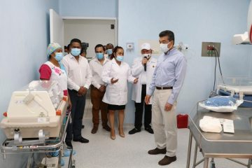 Reconversión del Hospital Básico Comunitario  contribuye a reducir la muerte materna en Cintalapa