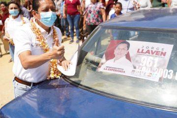 Realiza Llaven Abarca brigadeo en la comunidad El Palmar de Chiapa de Corzo