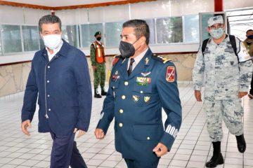 General Gilberto Martínez Martínez, nuevo comandante de la 31 Zona Militar en Chiapas