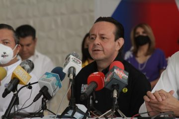 Llama Emilio Salazar a propiciar la paz en el Proceso Electoral 2021