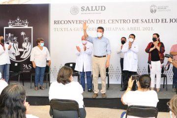 Con reconversión del Centro de Salud de El Jobo, se dignifica red de servicio a la población