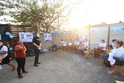Urge apoyar a las pequeñas empresas: Emilio Salazar