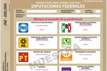 Reporta INE que tres millones 780 mil 216 chiapanecos podrán votar