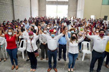 La esperanza de México y Chiapas se mantendrá en Tuxtla Gutierrez: Llaven Abarca