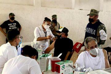Jueves y viernes habrá actividades de vacunación en regiones Istmo-Costa y Soconusco