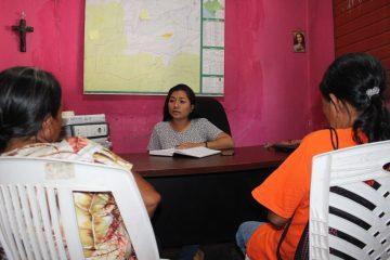Participación ciudadana es clave para la transformación de Montecristo: Monice Ángel