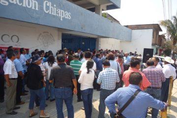 Denuncian corrupción en la delegación del ISSSTE Chiapas