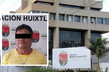 Obtiene FGE auto de vinculación a proceso por delito de violación agravada en Huixtla