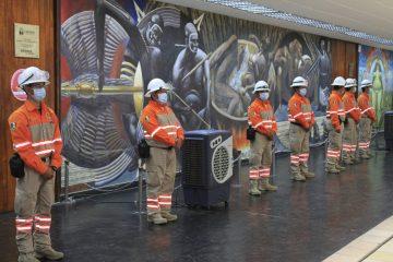 En Chiapas, refuerzan trabajo interinstitucional para la prevención y combate a incendios