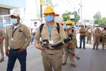 Chiapas implementa acciones preventivas contra dengue, zika, chikungunya y paludismo