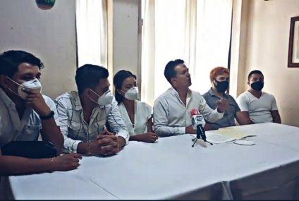 Líderes juveniles del PRI renuncian a su militancia; se van decepcionados