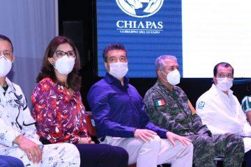Nadie en el sector educativo de Chiapas se quedará sin recibir vacuna anti COVID-19, señalan
