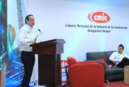 Vamos a dar batalla por más presupuesto a la infraestructura: Emilio Salazar