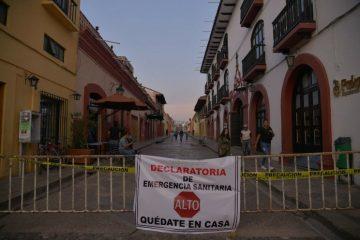 Fuerte caída del turismo durante 2020 en Chiapas
