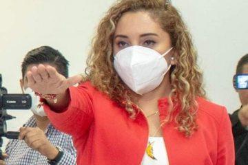 Bienestar ciudadano y desarrollo social, prioridad en trabajo parlamentario: Iralda Luna López