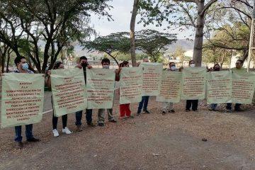 Médicos veterinarios exigen atención a ayuntamiento de Tuxtla Gutiérrez