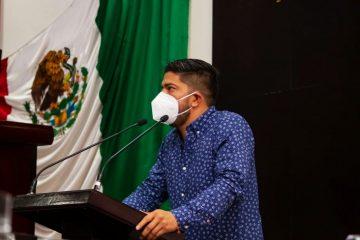 Avala diputado Fernando Cruz Cantoral propuestas para ocupar vacantes en comisiones especiales y extraordinarias