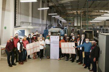 Arranca IEPC la impresión de 8.2 millones de boletas para la Jornada Electoral del 6 de junio