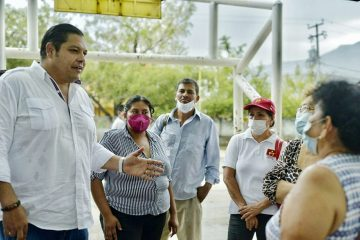 Mejorar el servicio de agua para Tonalá y detonar la creación de empleos ofrece Gleason Caram