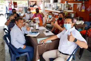 Canadevi y comerciantes de Real del Bosque respaldan el proyecto ganador de Llaven Abarca