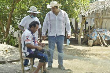 Gleason Caram detonará  la actividad pesquera y el ecoturismo en Tonalá