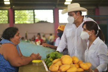 Con la grandeza de nuestra gente vamos hacer de Tonalá lo mejor de Chiapas: Gleason Caram