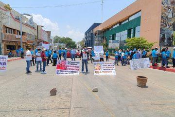 Denuncian corrupción en la Unicach; no quieren imposición de lideres sindicales