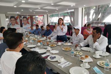 Respaldan integrantes de diversos Colegios de Arquitectos proyecto de Willy Ochoa