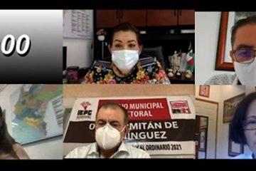 Aprueba Comisión de Quejas y Denuncias Procedimiento Especial Sancionador en contra de candidato a la alcaldía de Tuxtla Gutiérrez