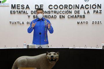 Continúa arribo de vacunas anti COVID-19 para avanzar en la protección al pueblo de Chiapas