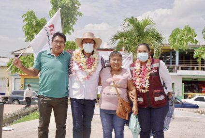 La Cuarta Transformación llegará a Suchiapa este 6 de junio: Llaven Abarca