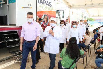 Desde Berriozábal, arranca la Jornada Nacional de Salud Pública 2021
