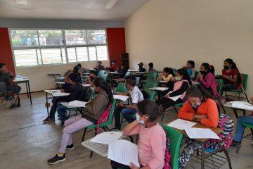 Sin inconvenientes el regreso a clases presenciales en mas de mil 800 escuelas en Chiapas