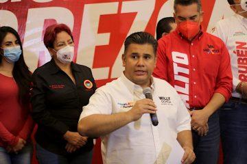 Transportistas se suman al proyecto de Willy Ochoa