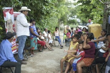 Unidad entre gobierno municipal y estatal garantizan para Tonalá tiempos de bienestar: Gleason Caram