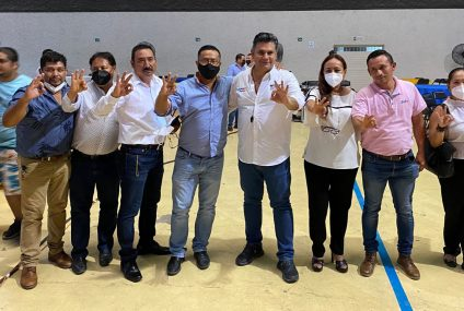 Los sindicatos y base trabajadora del ayuntamiento se suman al proyecto de Willy Ochoa