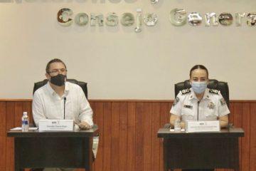 Presenta SSyPC protocolo de seguridad y protección para personas candidatas a partidos políticos
