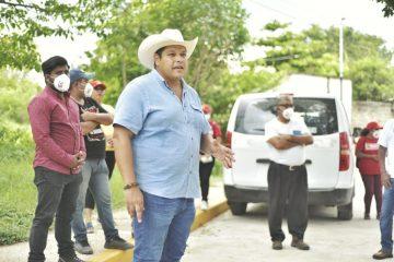 El gobierno de la 4T en Tonalá impulsará obras que mejoren el desarrollo humano