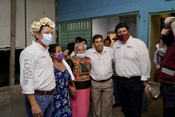 En Chiapas, primero los pobres: Llaven Abarca