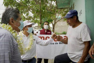 El 6 de junio juntos haremos prevalecer la llama de la esperanza en Chiapas: Llaven Abarca