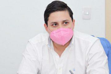Eduardo Balcazar reconoce a las y los trabajadores de la salud
