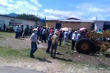 Denuncian actos de violencia de simpatizantes de Morena en Montecristo de Guerrero