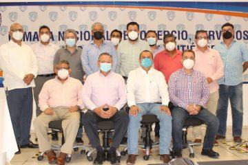 Canaco se reúne con candidatos a Diputados Locales por Tuxtla
