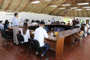 Jóvenes comparten experiencias en el Primer Encuentro de Juventudes Empresarias Chiapanecas