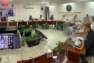 Termina cómputo distrital de diputaciones federales con 61.3% de participación ciudadana en Chiapas
