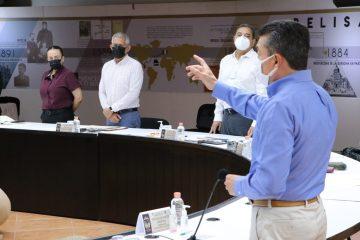 En Chiapas continúa proceso de vacunación anti COVID-19 a diferentes sectores de la població