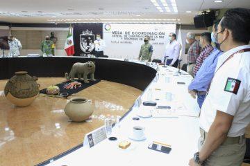 Gracias al apoyo de la Federación, continúa arribo de vacunas anti COVID-19 a Chiapas: Rutilio Escandón