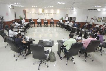 Concluye IEPC cómputos estatales relativos a la elección de Diputaciones locales