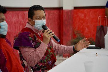 Nunca más una agenda legislativa sin los pueblos originarios: Llaven Abarca